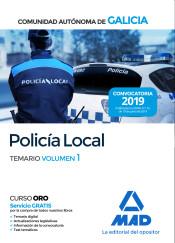 Policía Local de la Comunidad Autónoma de Galicia - Ed. MAD