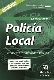 Policía Local. Corporaciones Locales de Andalucía - Rodio Ediciones