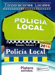 Policía Local de Corporaciones Locales - Platero Editorial