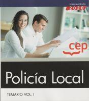 Policía Local Corporaciones Locales - EDITORIAL CEP