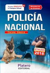 Policía Nacional Escala Básica. Simulacros de examen