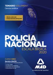 Policía Nacional Escala Básica - Ed. MAD