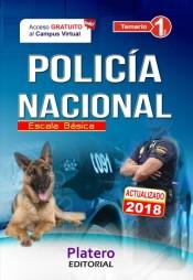 Policía Nacional. Escala Básica - Platero Editorial