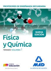 Profesores de Enseñanza Secundaria Física y Química - Ed. MAD