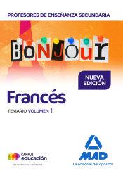 Profesores de Enseñanza Secundaria. Francés - Ed. MAD