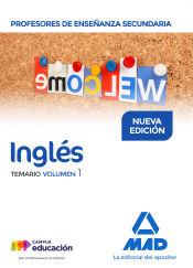 Cuerpo de Profesores de Enseñanza Secundaria. Inglés - Ed. MAD