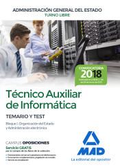 Técnico Auxiliar de Informática de la Administración General del Estado - Ed. MAD