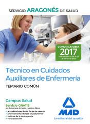 Técnico en Cuidados Auxiliares de Enfermería del Servicio Aragonés de Salud. Temario común