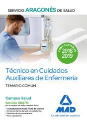 Técnico en Cuidados Auxiliares de Enfermería del Servicio Aragonés de Salud - Ed. MAD