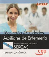 Auxiliar de Enfermería del Servicio Gallego de Salud (SERGAS) - EDITORIAL CEP