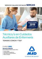 Auxiliar de Enfermería del Servicio Gallego de Salud (SERGAS) - Ed. MAD