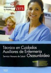 Técnico en Cuidados Auxiliares de Enfermería. Servicio Navarro de Salud - Osasunbidea. Test