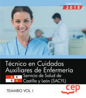 Auxiliar de Enfermería del Servicio de Salud de Castilla y León (SACYL) - EDITORIAL CEP