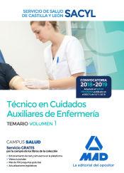 Auxiliar de Enfermería del Servicio de Salud de Castilla y León (SACYL) - Ed. MAD
