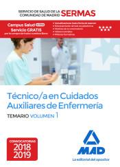 Auxiliar de Enfermería del Servicio Madrileño de Salud - Ed. MAD