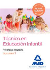 Técnico en Educación Infantil - Ed. MAD