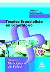 Temario de oposiciones t cnico especialista en for Servicio tecnico murcia