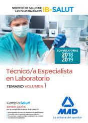 Técnico Especialista de Laboratorio del Servicio de Salud de las Illes Balears (IB-SALUT) - Ed. MAD