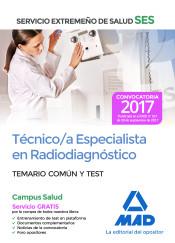 Técnico Especialista de Radiodiagnóstico del Servicio Extremeño de Salud (SES) - Ed. MAD