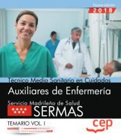 Auxiliar de Enfermería del Servicio Madrileño de Salud. (SERMAS) - EDITORIAL CEP