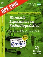 Técnico Especialista en Radiodiagnóstico del Servicio Andaluz de Salud (SAS) - Ediciones Rodio S. Coop. And.