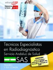 Técnico Especialista de Radiodiagnóstico del Servicio Andaluz de Salud (SAS) - EDITORIAL CEP