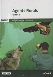 Temari 2 Cos Agents Rurals Generalitat de Catalunya de Ed. Adams