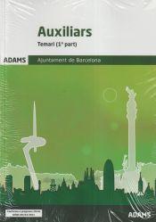 Auxiliars Ajuntament de Barcelona - Ed. Adams