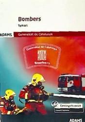 Bomber de la Generalitat de Catalunya - Ed. Adams