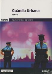Guardia Urbana Ajuntament de Barcelona - Ed. Adams