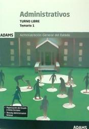 Temario 1 Administrativos Administración del Estado Turno libre