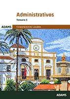 Administrativos de Corporaciones Locales - Ed. Adams
