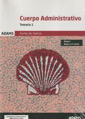 Administrativo de la Xunta de Galicia - Ed. Adams
