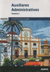 Auxiliar Administrativo de Corporaciones Locales - Ed. Adams