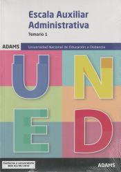 Auxiliar Administrativo Universidad Nacional de Educación a Distancia (UNED) - Ed. Adams