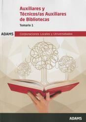Auxiliares y Técnicos/as Auxiliares de Bibliotecas - Ed. Adams