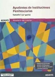 Ayudantes de Instituciones Penitenciarias - Ed. Adams