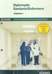 Diplomado Sanitario-Enfermera del Servicio Madrileño de Salud (SERMAS) - Ed. Adams