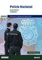 Policía Nacional Escala básica - Centro Estudios Adams