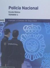 Policía Nacional Escala básica - Ed. Adams