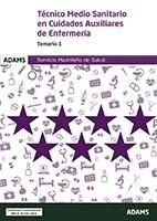 Auxiliar de Enfermería del Servicio Madrileño de Salud (SERMAS) - Ed. Adams