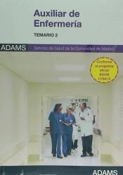 Auxiliar de Enfermería del Servicio Madrileño de Salud. (SERMAS) - Ed. Adams