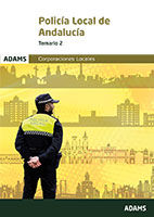 Temario 2 Policía Local de Andalucía de Ed. Adams