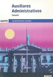 Auxiliar Administrativo de la  Administración Local - Ed. Adams