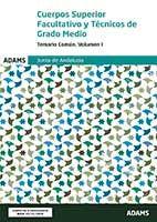 Facultativos-Técnicos de Grado Medio Junta de Andalucía - Ed. Adams