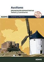 Auxiliares de la Junta de Comunidades de Castilla-La Mancha - Ed. Adams