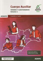 Auxiliar de Castilla y León - Ed. Adams