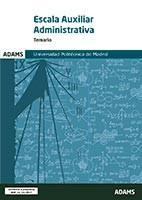Temario Escala Auxiliar Administrativa de la Universidad Politécnica de Madrid