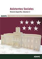 Asistentes Sociales de la Comunidad de Madrid - Ed. Adams