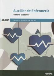 Auxiliar de Enfermería del Servicio Andaluz de Salud (SAS) - Ed. Adams